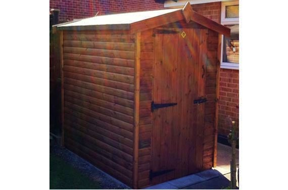 6x4 shed - Northallerton