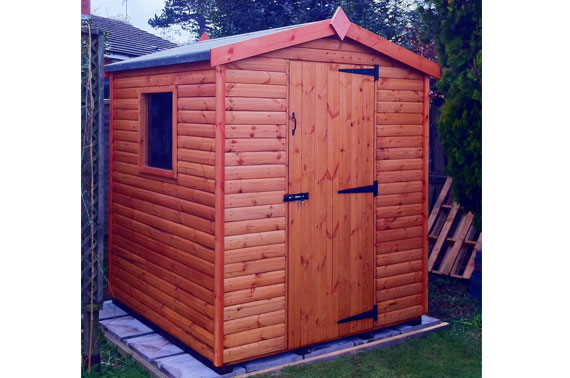 6x6 shed - Northallerton